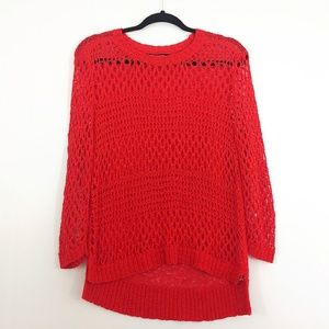 Christian Siriano Runway Style Sweater - Large